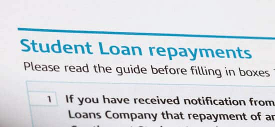 Student loan notice