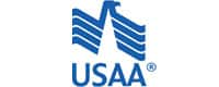 Logo - USAA Car Insurance Company
