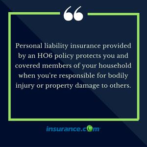 Condo insurance 1