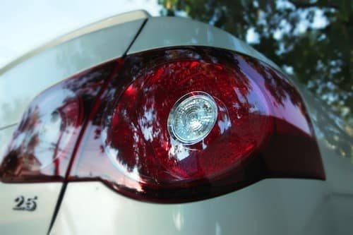 Car taillight
