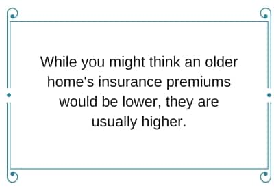 old home insurance