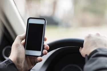 phone steering wheel