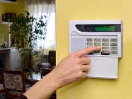 video home alarms and insurance