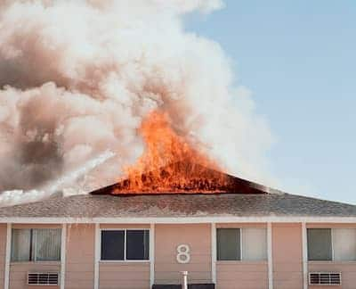 Are fires covered by home insurance