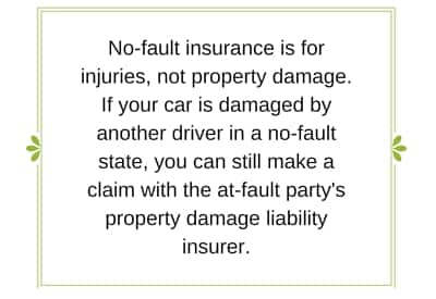 No-fault injuries