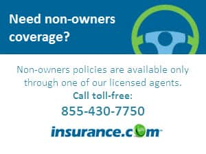 Non Owner Auto Insurance When And How To Buy It