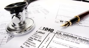 health insurance now tied to taxes
