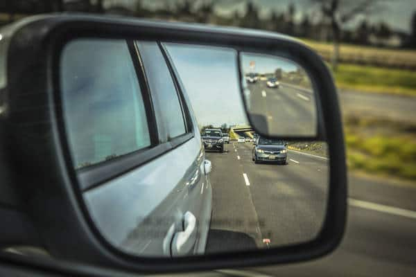 Blind spot (Photo: iStockPhoto)