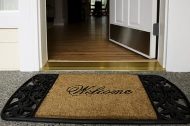 Airbnb welcome renters