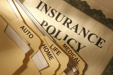 Auto or golf cart policy provide coverage