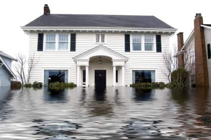 Home insurance flood