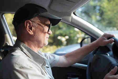 Senior drivers insurance guide