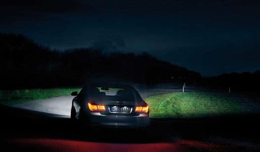BMW adaptive headlights (Photo: BMW)