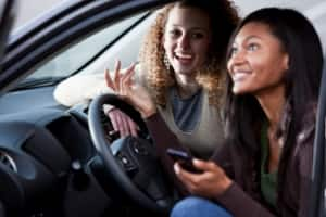 teen distracted driving